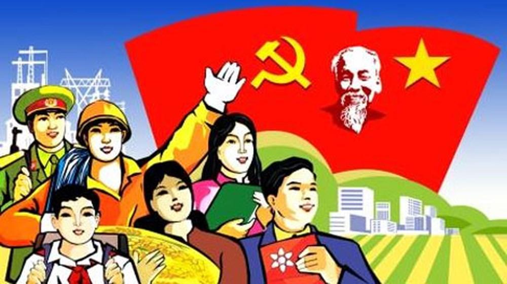 Điện mừng Kỷ niệm 89 năm Ngày thành lập Đảng Cộng sản Việt Nam