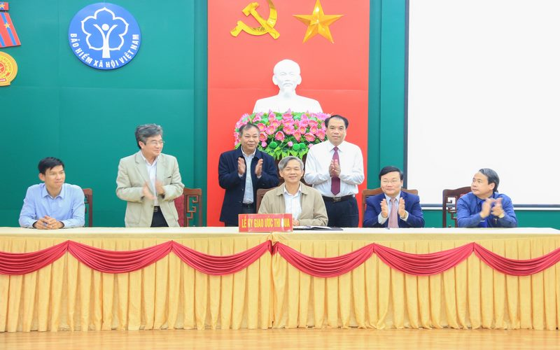 BHXH tỉnh Hà Tĩnh: Hướng tới sự hài lòng của doanh nghiệp, người lao động và nhân dân