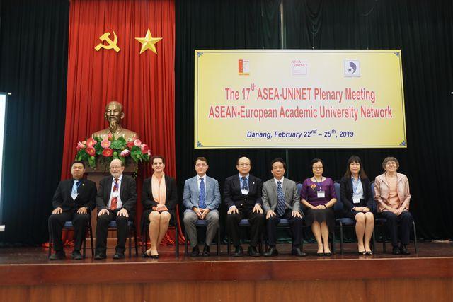 Đà Nẵng lần đầu tiên đăng cai phiên họp toàn thể Mạng lưới đại học Châu Âu và Đông Nam Á