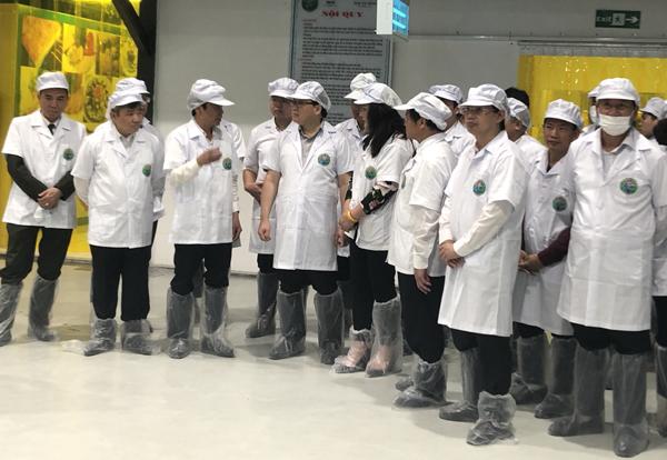 Cần nhân rộng các doanh nghiệp nông nghiệp công nghệ cao