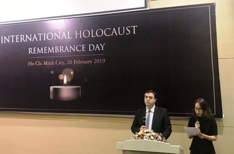 Chiếu phim tưởng niệm nạn nhân Holocaust