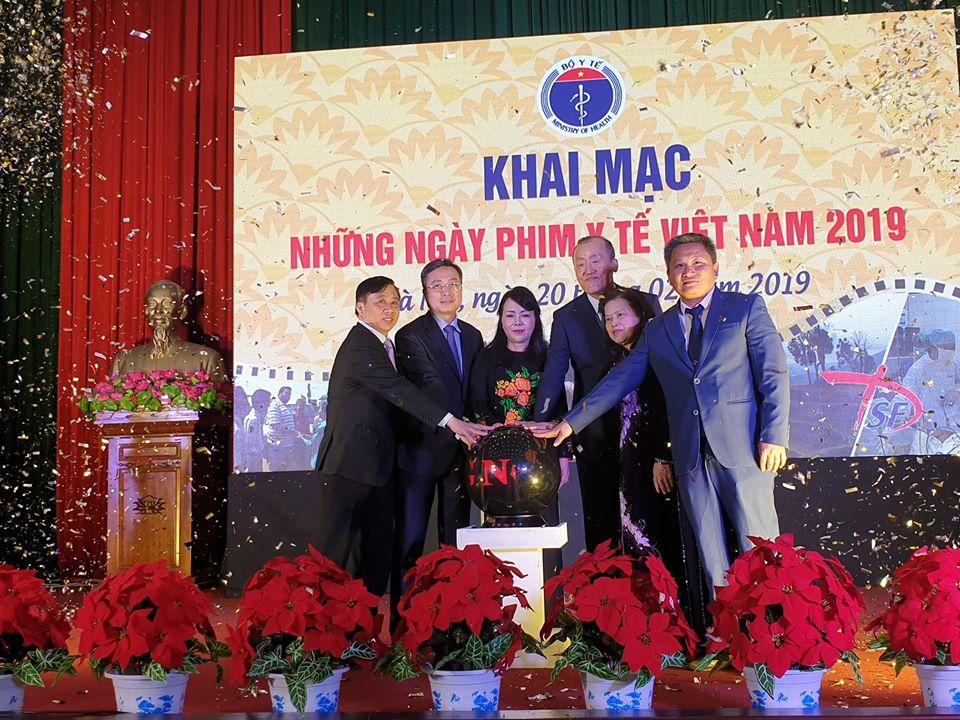Khai mạc Những ngày phim Y tế Việt Nam
