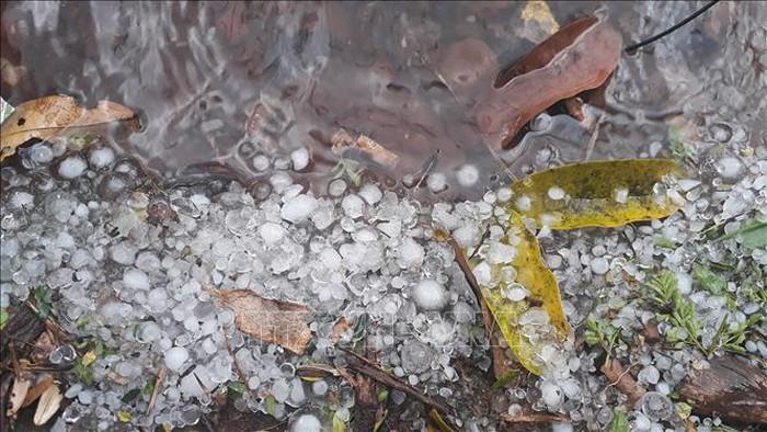 Hiện tượng dông lốc, mưa đá đầu năm 2019 báo hiệu mùa thiên tai nguy hiểm, khó lường