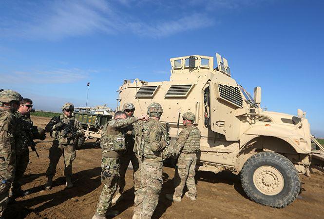 Mỹ tuyên bố vẫn duy trì lực lượng quân đội tại Syria