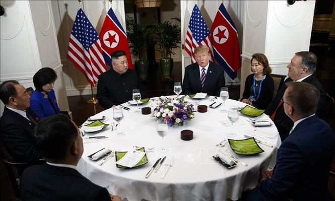 Lãnh đạo Mỹ - Triều Tiên sẽ ký thỏa thuận chung