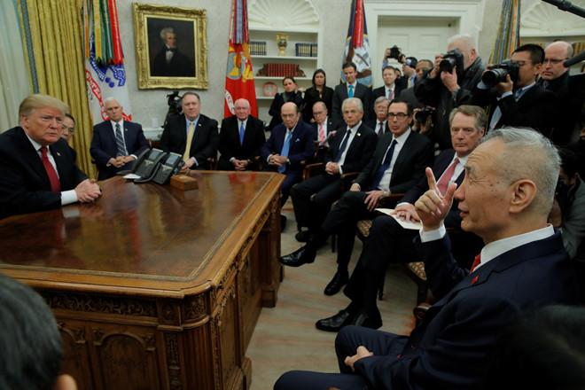 Thế giới tuần qua: Mỹ - Trung nỗ lực giải quyết tranh chấp thương mại