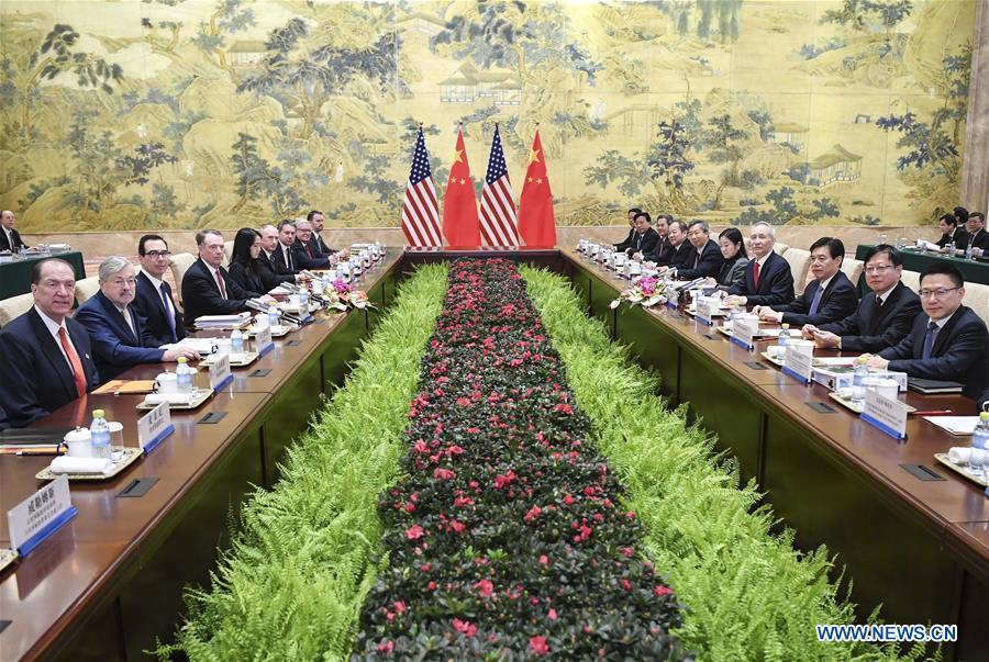 Mỹ và Trung Quốc tiếp tục đàm phán thương mại