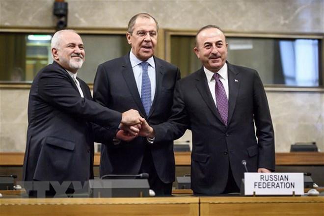 Khởi động Ủy ban Hiến pháp Syria