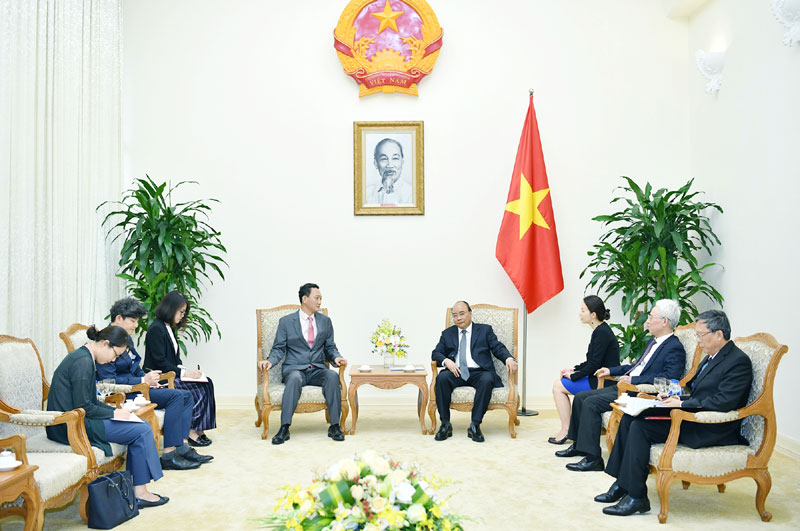 Quan hệ Việt Nam - Hàn Quốc phát triển toàn diện
