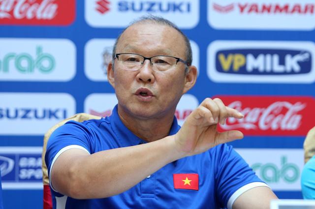 """HLV Park Hang Seo """"lên giây cót"""" cho Vòng loại U23 châu Á 2020"""