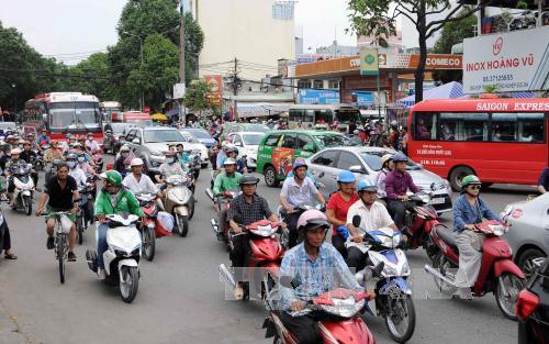 Tăng cường bảo đảm trật tự an toàn giao thông và chống ùn tắc giao thông