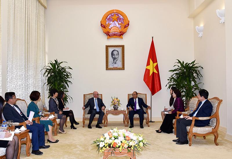 Tiếp tục phát triển hơn nữa quan hệ giữa Việt Nam và IMF