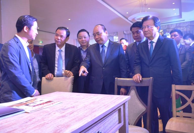 Đưa Việt Nam trở thành công xưởng chế biến, xuất khẩu đồ gỗ của thế giới