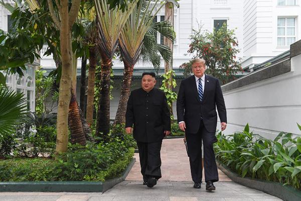 Hội nghị Thượng đỉnh Hoa Kỳ - Triều Tiên lần hai: 15h50 chiều nay sẽ công bố kết quả