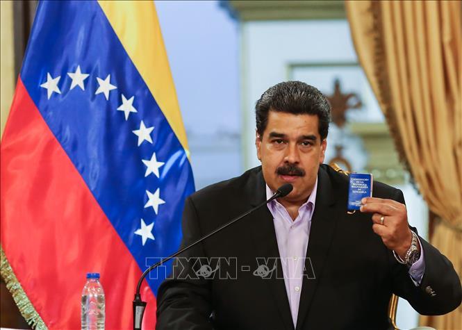 Tổng thống Venezuela bác tối hậu thư của phương Tây