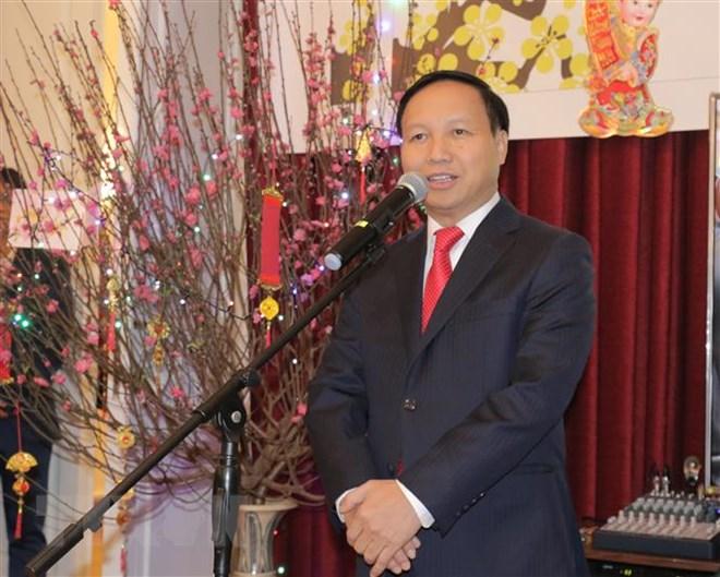 Cộng đồng người Việt tại LB Nga đón Tết cổ truyền dân tộc