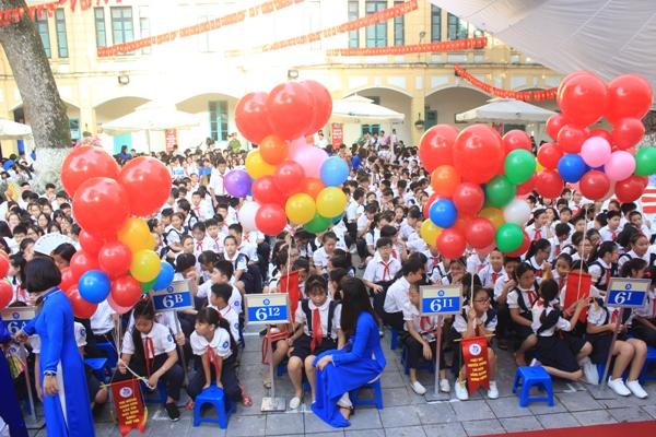 Hà Nội thông tin lịch tuyển sinh lớp 1, lớp 6 năm học 2019-2020