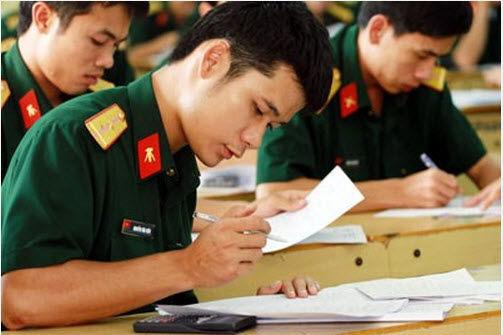 Ban hành Thông tư Quy định chi tiết và hướng dẫn thực hiện công tác tuyển sinh vào các trường Quân đội