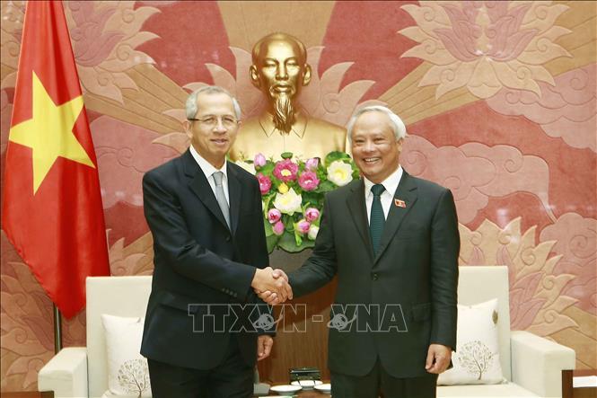 Tăng cường hợp tác Việt Nam - Thái Lan trong lĩnh vực tư pháp