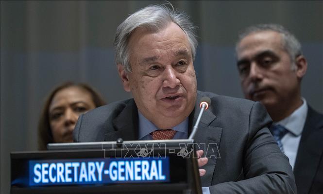 Liên hợp quốc sẵn sàng hỗ trợ giải quyết khủng hoảng tại Venezuela