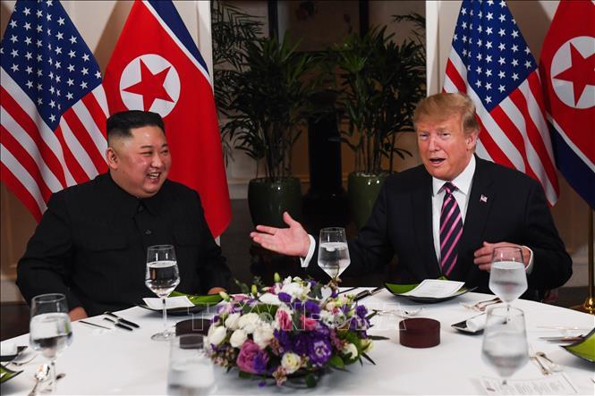 Tổng thống Mỹ sẽ họp báo sau hội nghị thượng đỉnh ngày 28/2