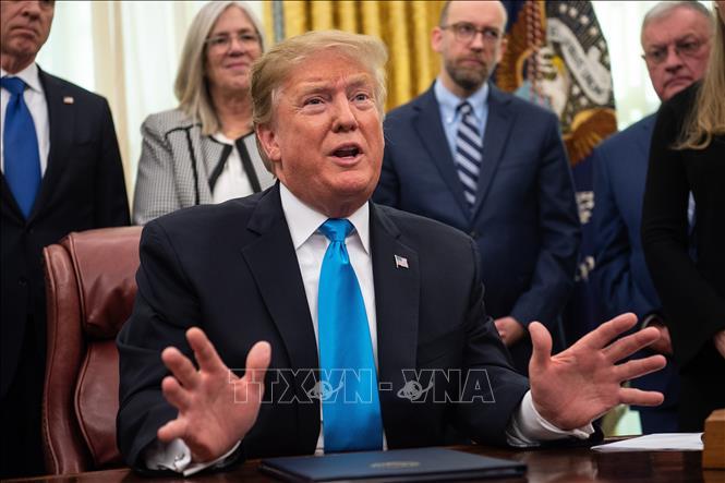 Tổng thống Mỹ tự tin về khả năng thắng vụ kiện liên quan tình trạng khẩn cấp
