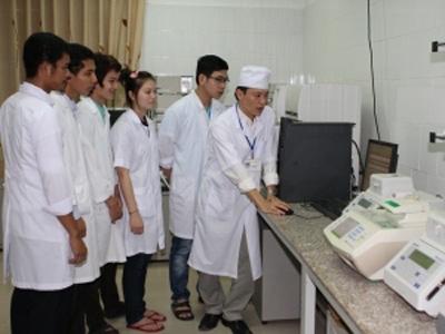 Thành lập Trung tâm Kiểm soát bệnh tật tỉnh Thái Bình