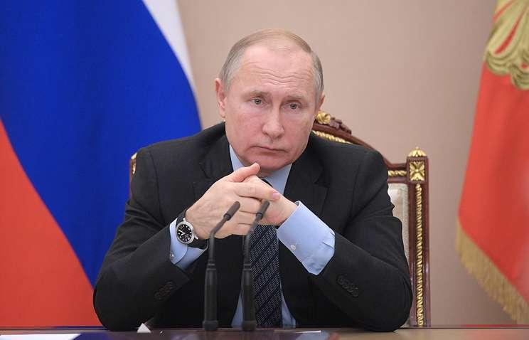 Tổng thống Nga ký sắc lệnh đình chỉ tham gia INF