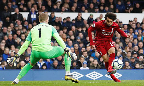 Liverpool hụt hơi, buông rơi ngôi đầu Premier League