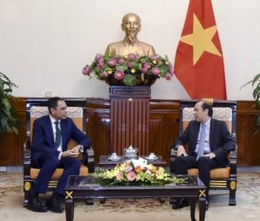 Thứ trưởng Ngoại giao bày tỏ thất vọng khi Đoàn Thị Hương bị từ chối trả tự do