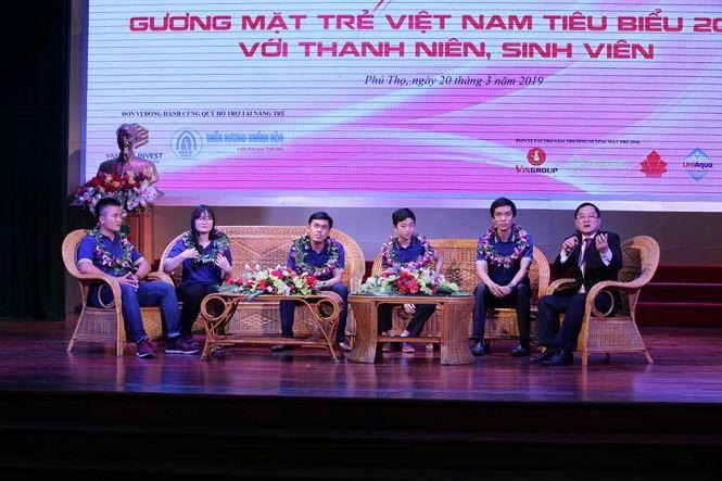 Truyền lửa đam mê cho sinh viên, đoàn viên thanh niên tỉnh Phú Thọ