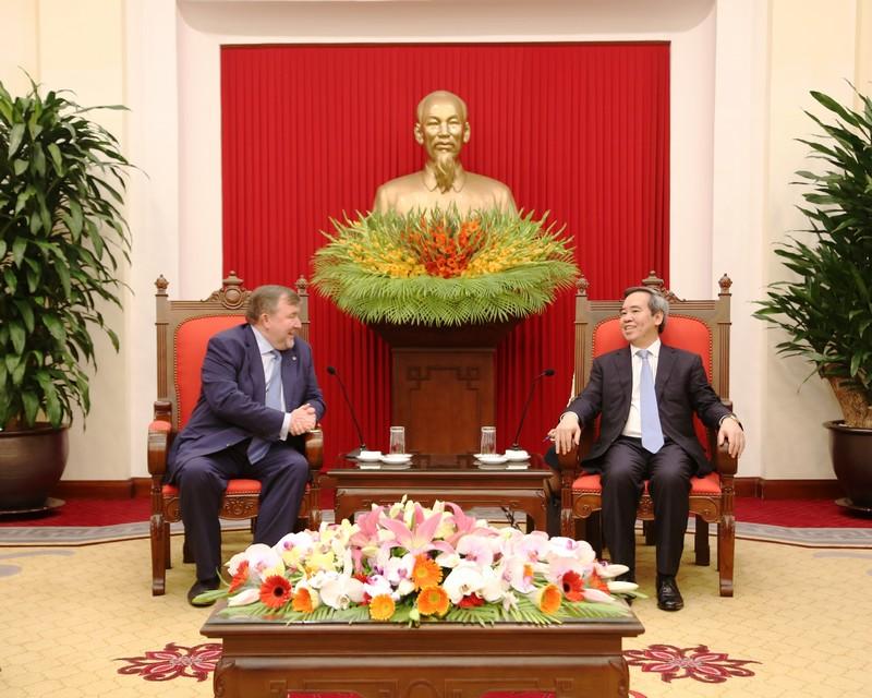 Cầu nối phát triển kinh tế Việt Nam - Hoa Kỳ