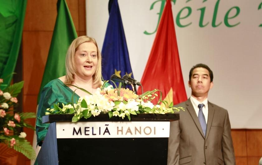 Việt Nam mong muốn mở rộng hợp tác với Ireland