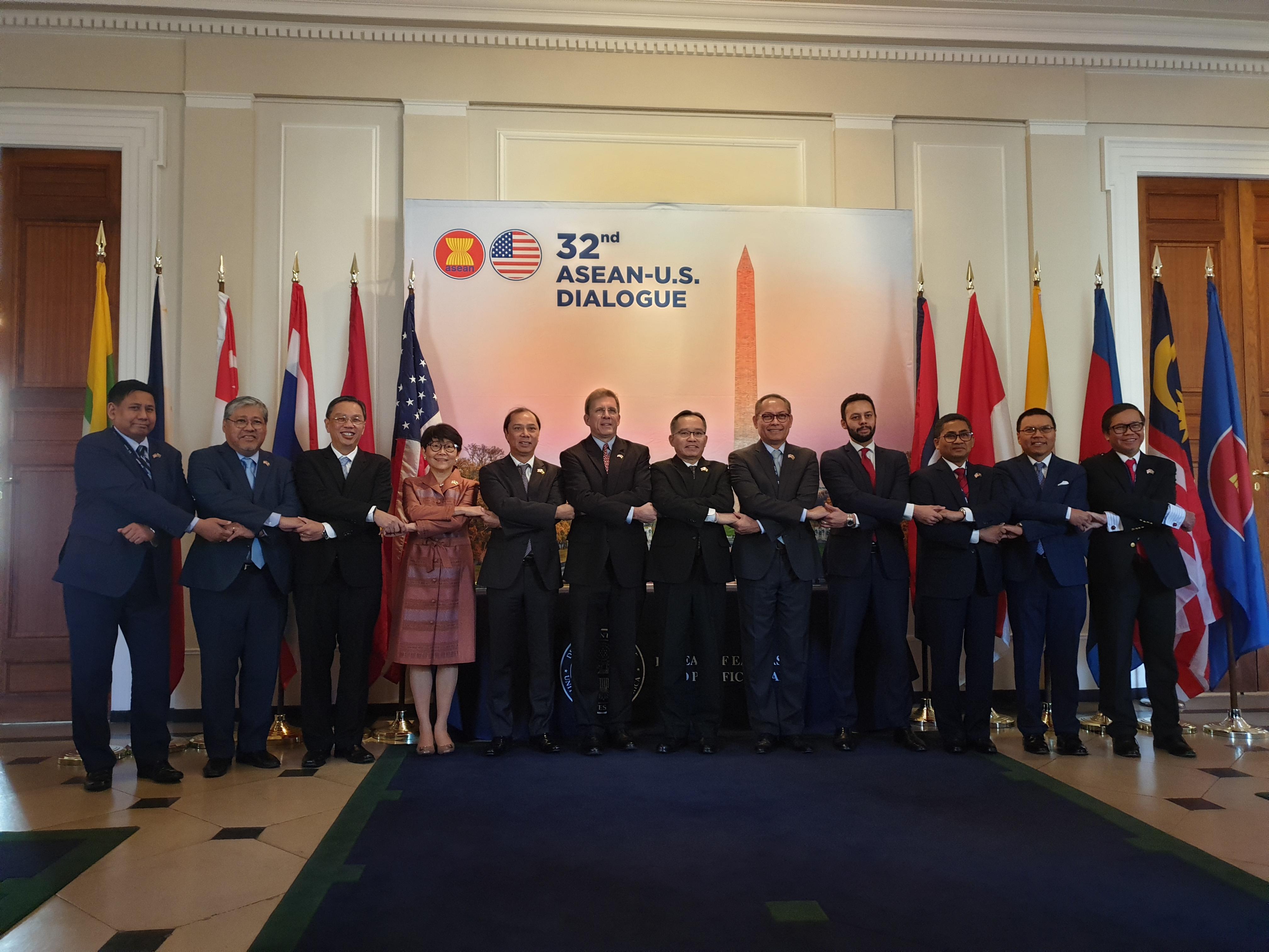 Tiếp tục tăng cường hợp tác  ASEAN - Hoa Kỳ