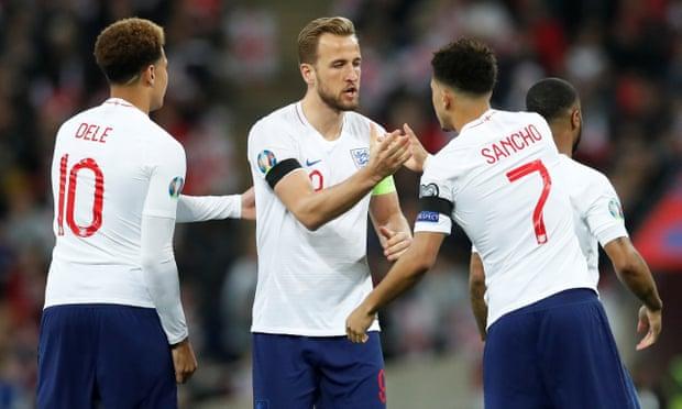 """""""Tam sư"""" khởi đầu hoàn hảo tại vòng loại Euro 2020"""
