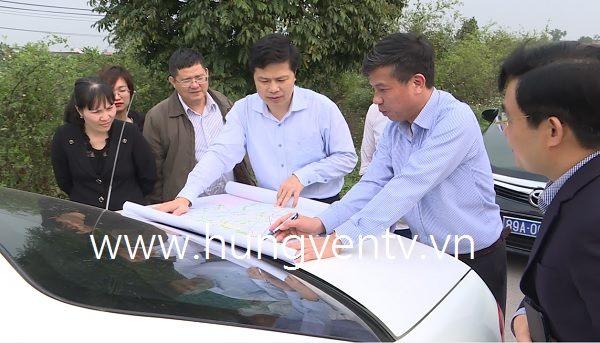 Tiến độ thực hiện chương trình phát triển giao thông ở Hưng Yên còn chậm