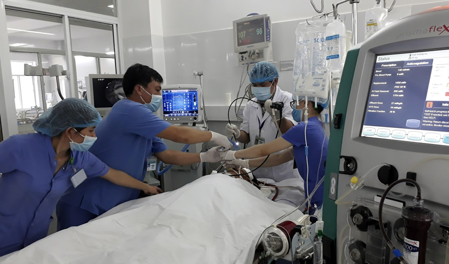 Bệnh viện Đà Nẵng nâng cao chất lượng khám, chữa bệnh