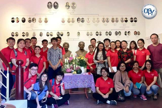 Khai giảng Chương trình Lãnh đạo trẻ (ABG 2019)