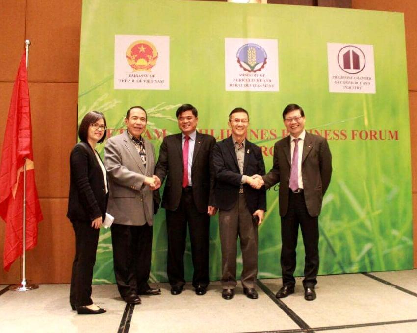 Mở ra triển vọng mới trong quan hệ kinh tế thương mại Việt Nam - Philippines