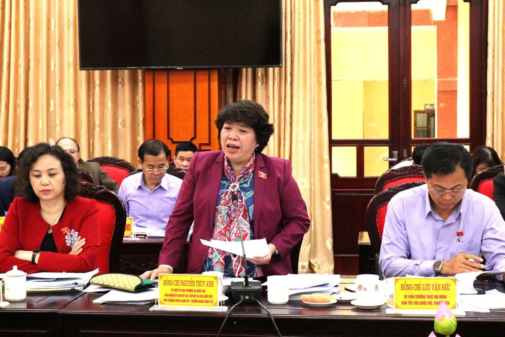 Giám sát việc thực hiện chính sách pháp luật về giảm nghèo bền vững tại Hà Giang