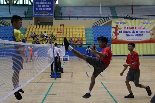 TP. Hồ Chí Minh đăng cai Giải Vô địch Đá cầu trẻ và thiếu niên toàn quốc năm 2019