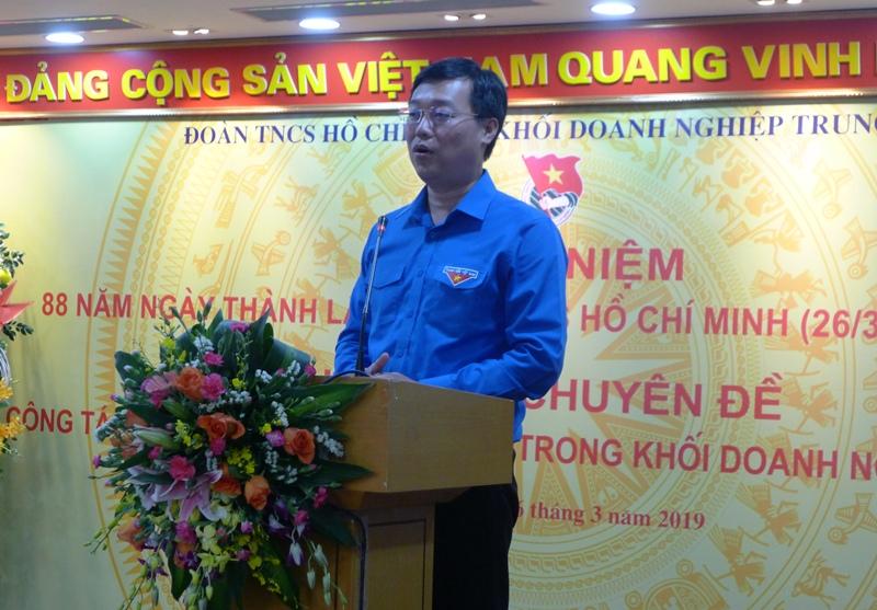 Phát triển Đảng là nhiệm vụ quan trọng của tổ chức Đoàn
