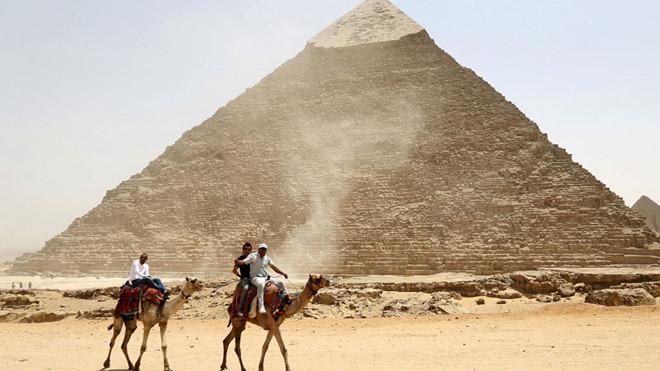 Cân nhắc việc tổ chức các tour du lịch đến Ai Cập