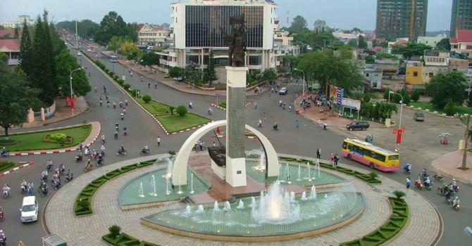 Xây dựng và phát triển thành phố Buôn Ma Thuột thành đô thị trung tâm vùng Tây Nguyên