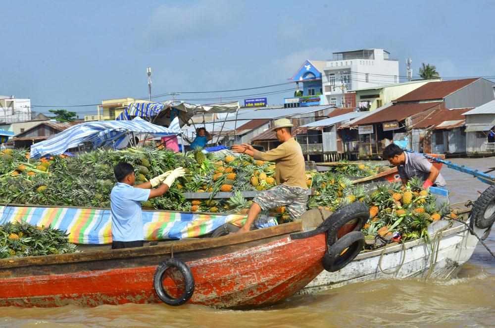 Hỗ trợ nông dân chuyển đổi mô hình kinh tế hiệu quả
