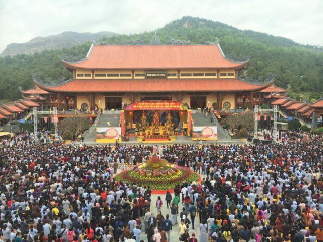 Yêu cầu làm rõ vấn đề dư luận phản ánh về chùa Ba Vàng