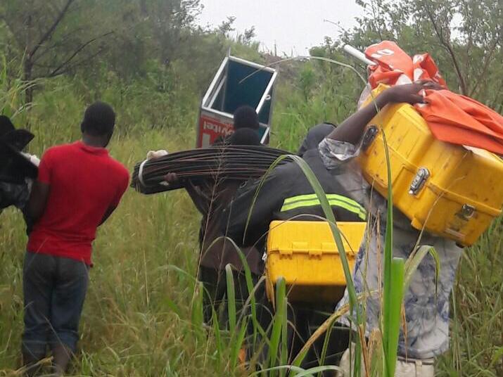 Mạng viễn thông Viettel tại Mozambique đã khôi phục sau siêu bão Idai