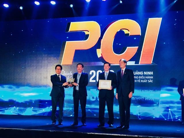 Quảng Ninh tiếp tục đứng đầu bảng xếp hạng PCI