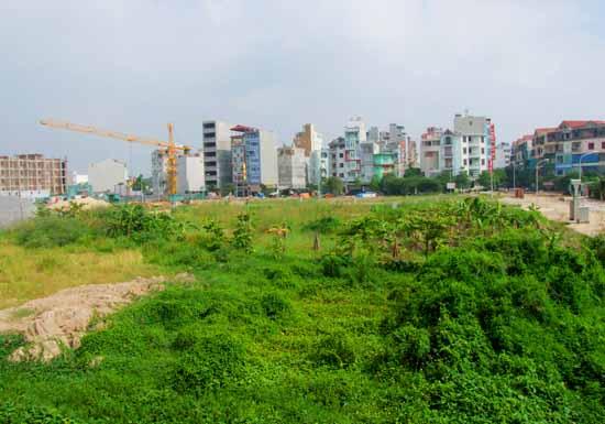 Làm rõ phản ánh cấp giấy chứng nhận quyền sử dụng đất tại Hà Đông (Hà Nội)