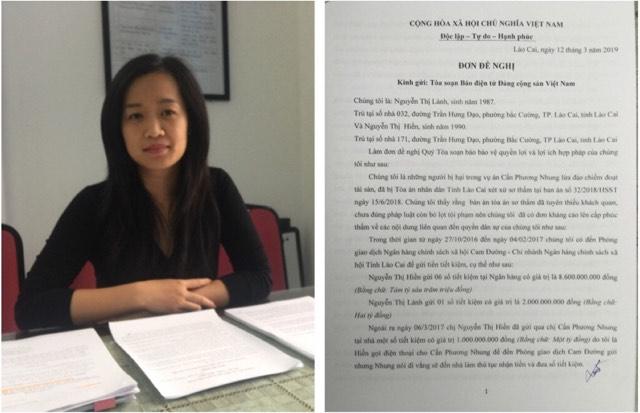 """Cơ quan tố tụng có """"bỏ lọt"""" trách nhiệm của ngân hàng CSXH Cam Đường?"""